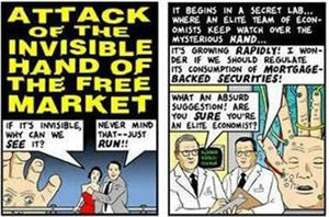 Trust Us We're Economists Cartoon