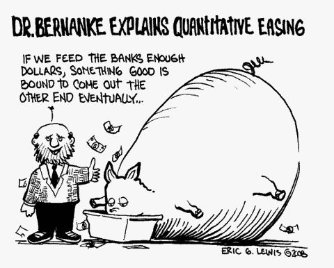 Bernanke Explains Quantitative Easing