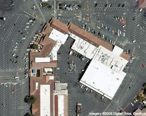 GeoEye on Google Maps