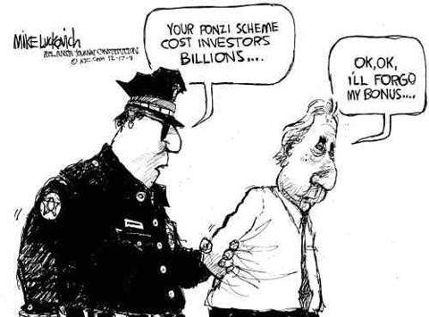 Bernie Madoff Cuts A Deal