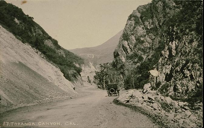 Topanga Canyon 1930s