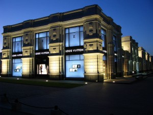 Louis Vuitton Store In Russia