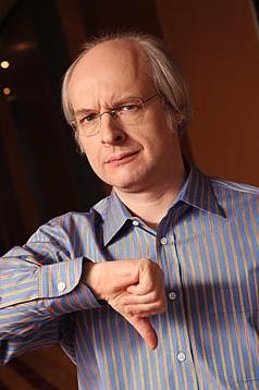 Jakob Nielsen, usability expert at Useit.com