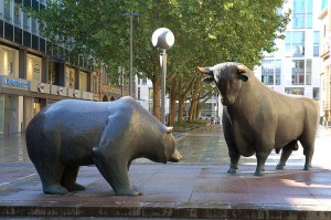 The Bears and Bulls Are Duking It Out On Wall Street