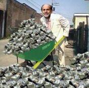 Bernanke's Wheelbarrow's Of Cash