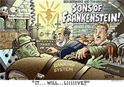 Bernanke And Geithner Try To Revive The Banks