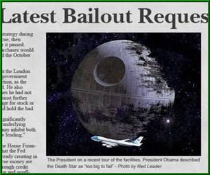 AIG Death Star?