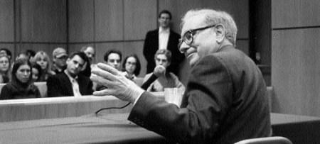 Warren Buffett at Yeshiva University