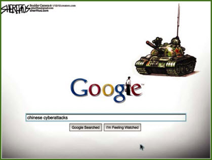 Google and China