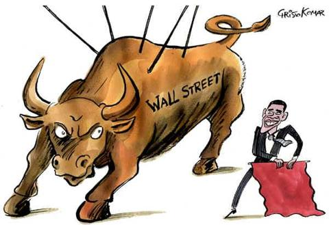 Obama And Wall Street