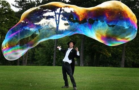 Sam Sam the Bubble Man