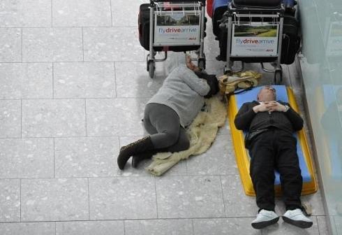 Heathrow Airport 12.21.10 (reuters)