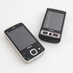 Two Nokia Mobile Phones