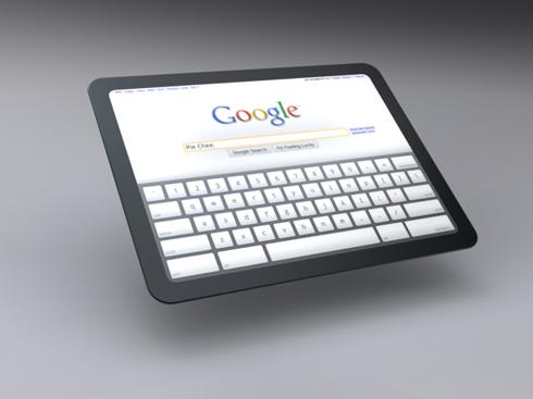 Apple Tablet - Picture Courtesy of dev.Chromium.org