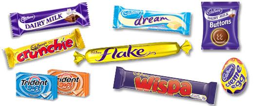 Cadbury brands