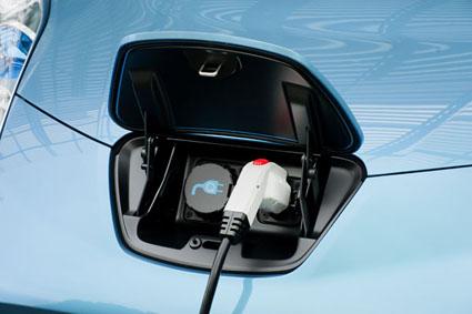 Chargeport for Nissan Leaf EV