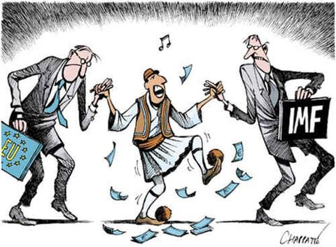 EU and Greece and IMF