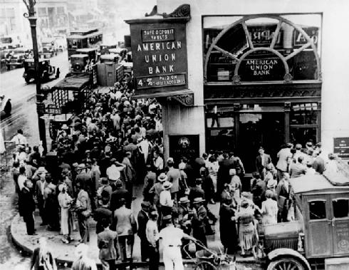 American Union Bank, August 5, 1931