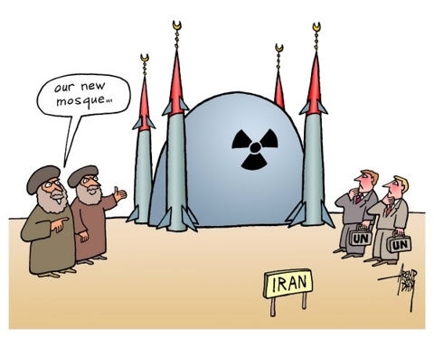 Iran Hides More