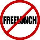 Is there really no free lunch in financial markets?