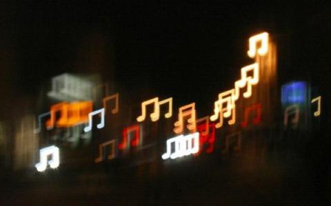 Music Note Bokeh | Flickr - Photo Sharing!