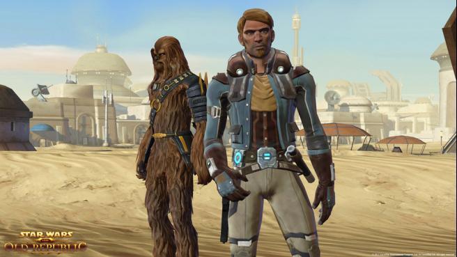 Han Solo ancestor?