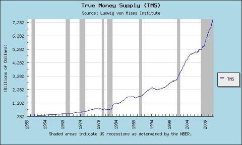 True Money Supply (NYSE:<a href='http://seekingalpha.com/symbol/TMS' title='TMS International'>TMS</a>)