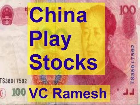 New Book: China Play Stocks