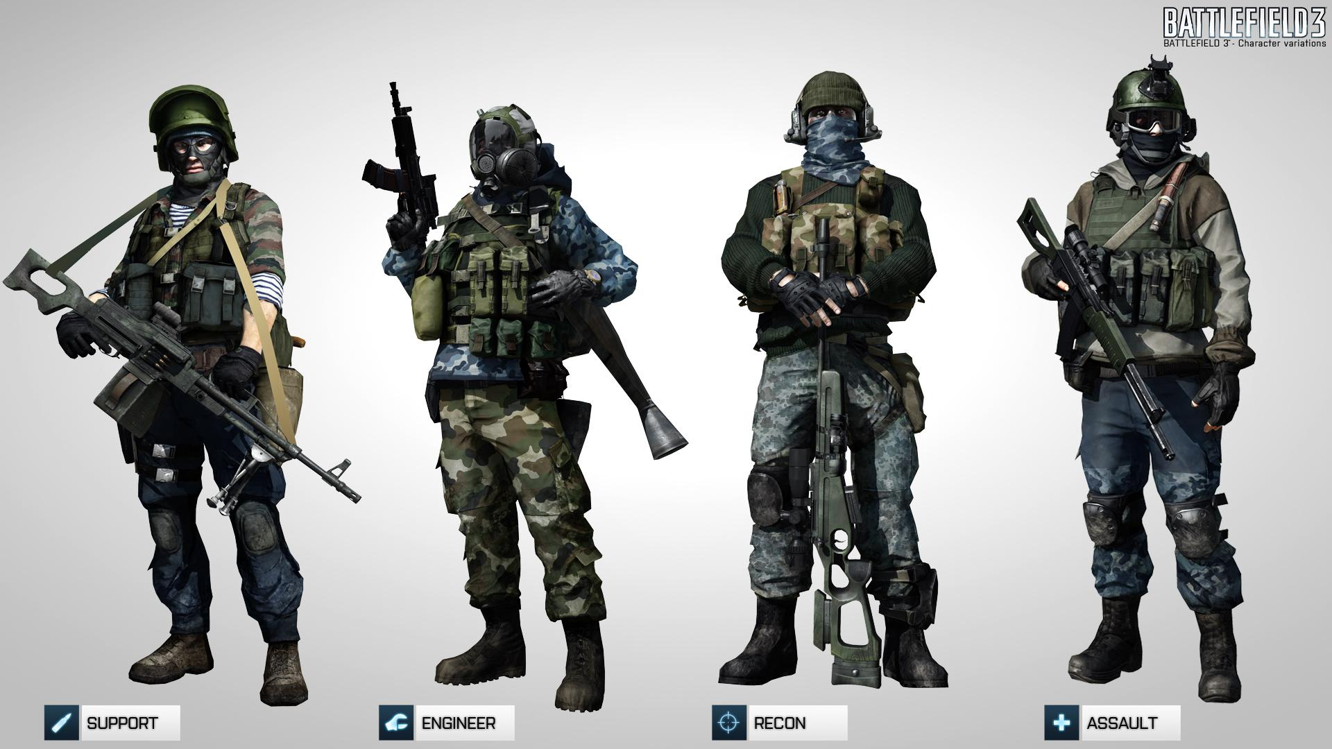 ea.com Battlefield 3 Press Kit