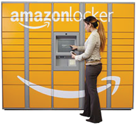 Amazon-Locker