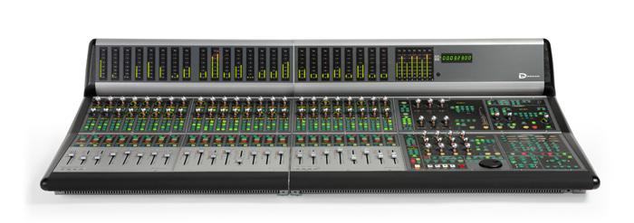 AVID ICON D-Command ES Mixing Console