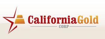 California Gold Corp. logo