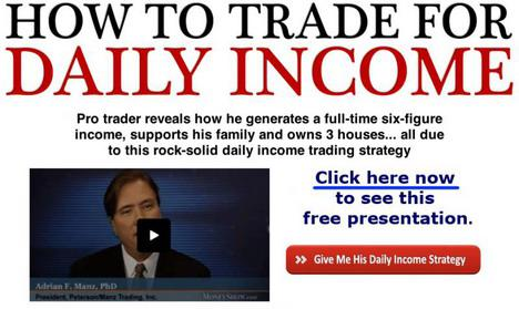 Daily Income Trader