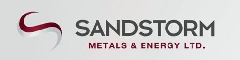Sandstorm Metals & Energy