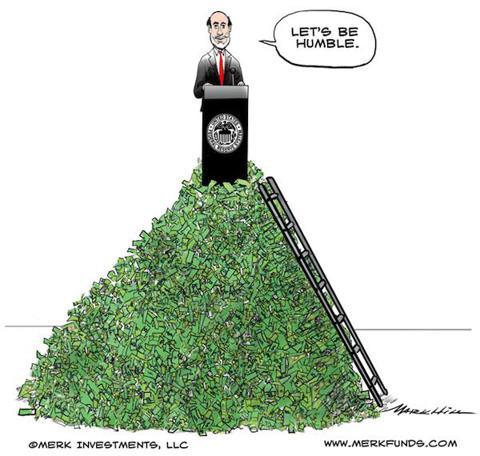 Ben Bernanke Humble