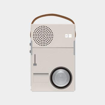 TP 1 radio/phono combination, 1959, by Dieter Rams for Braun