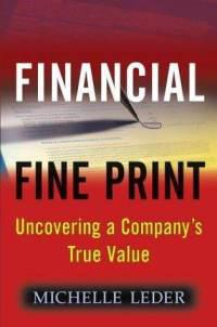 Financial Fine Print Cover