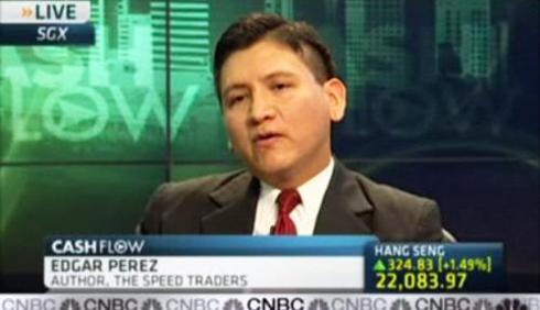 Mr. Edgar Perez on CNBC