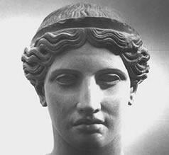 Déesse Héra, Reine des Immortels.
