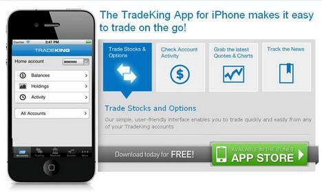TradeKing Mobile