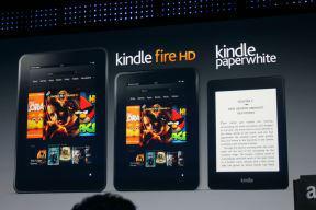 New Kindles