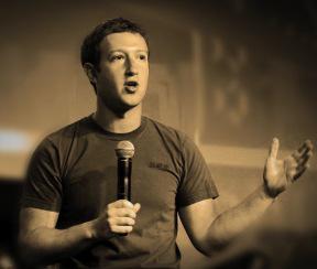 Zuckerberg, Leader