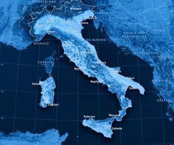 italian gas reserves