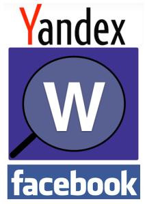 Yandex Wonder Facebook App Logo