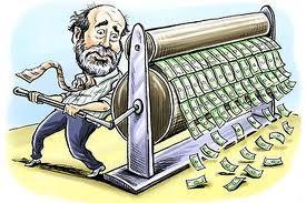 ben prints money