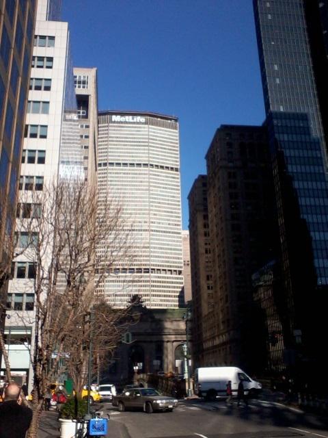 MetLife Building, New York City (Picture by Delian Naydenov)