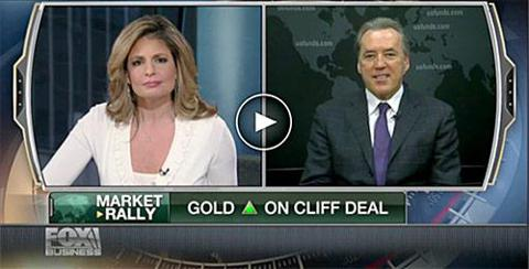 Frank Holmes Talks Gold on Fox Business