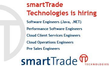 smartTrade is hiring