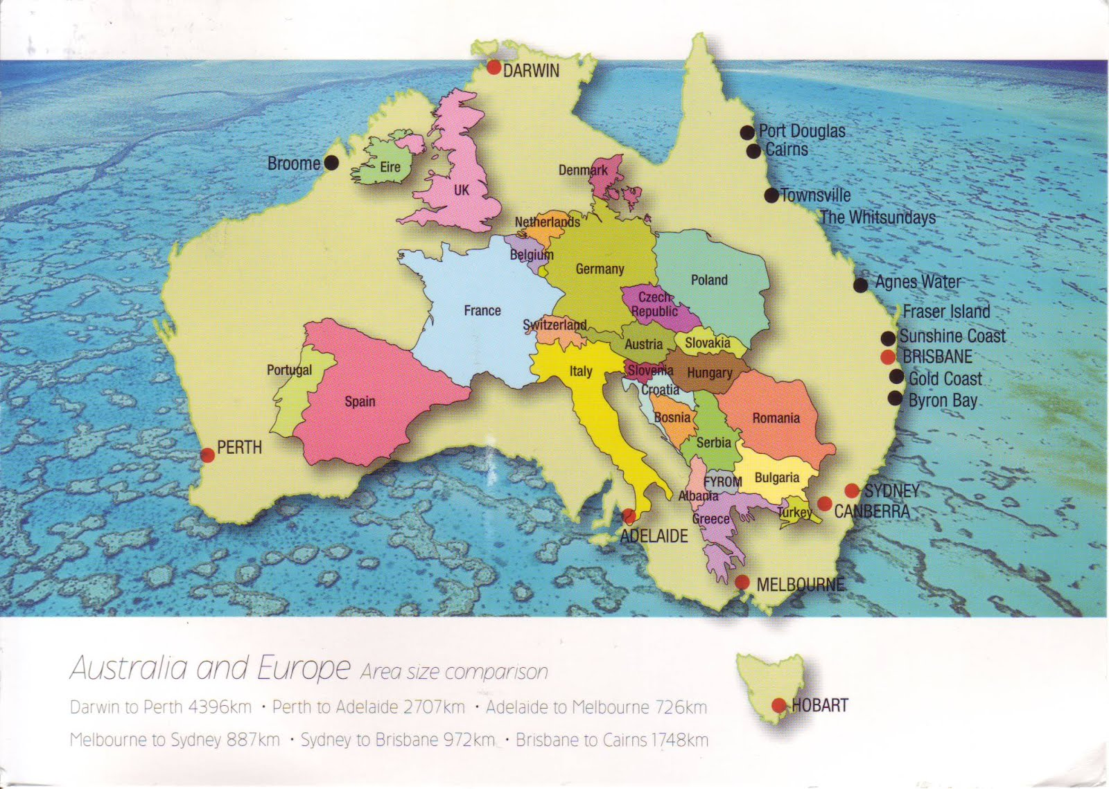 Looking Toward Oz 5 Yield And Diversification For Your Dividend – Australia Full Map