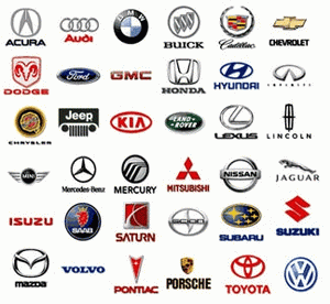Automobile Manufactures Logos